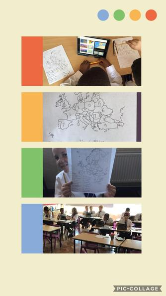 Fantastic map reading skills in Geography!