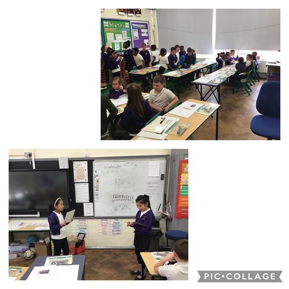 Year 3 enjoyed having a debate about 1800's transport this week!