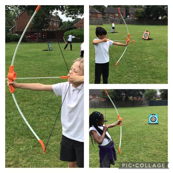 Year 4 Archery