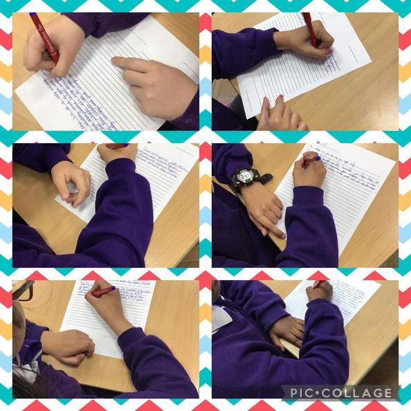 We have been drafting letters arguing against discrimination.