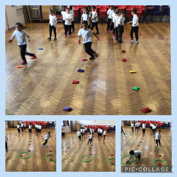 We are getting ready for Sports Day!