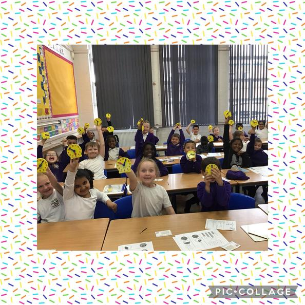 We've had the time of our life! We can tell the time to 5 minutes!