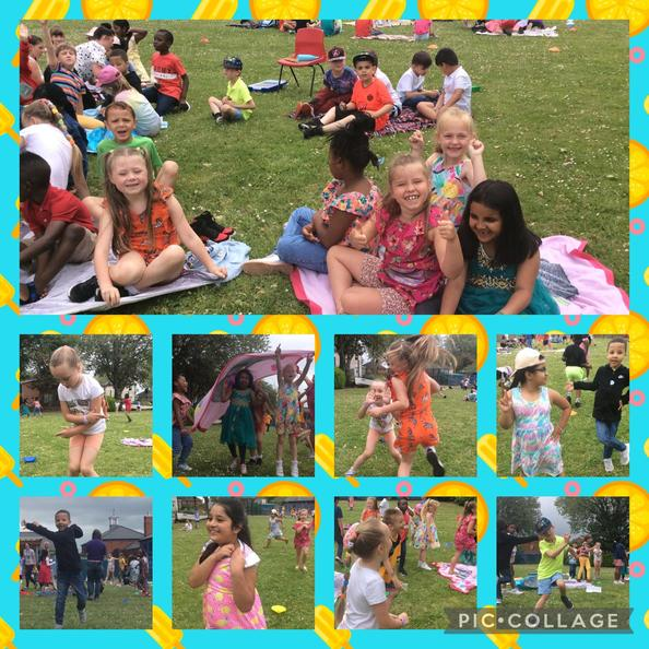 We definitely went home feeling good on Friday! We ate, we sang and we danced!