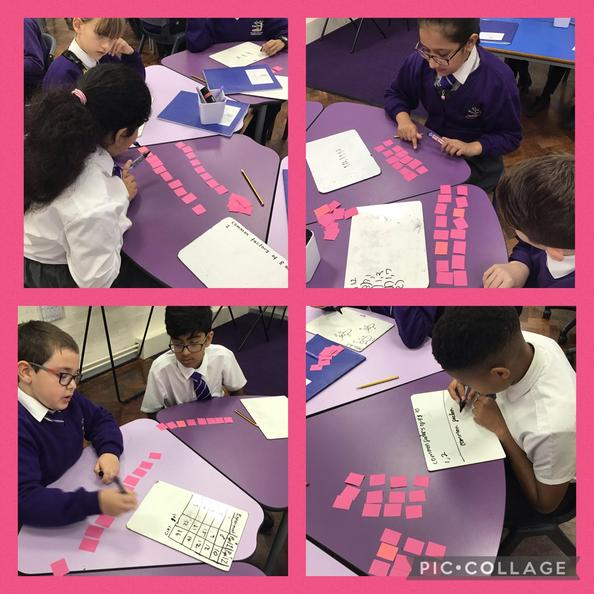 We have been investigating to find common factors of two or three numbers.