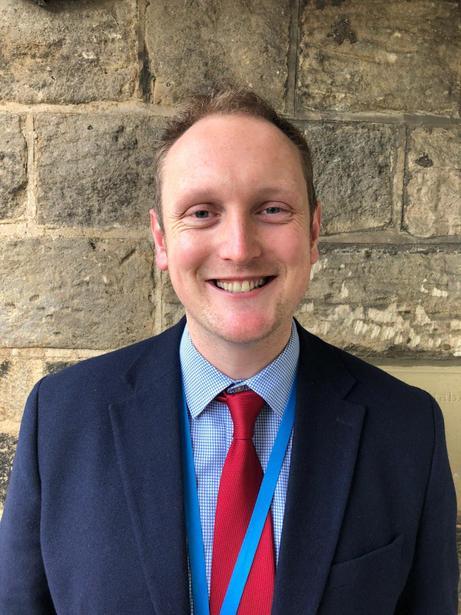 Mr J Davies, Headteacher