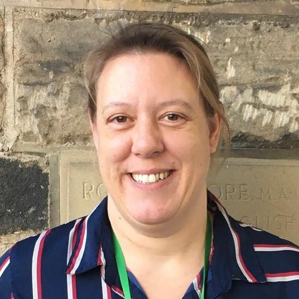 Miss Longworth - Teaching Assistant