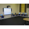 The ICT room