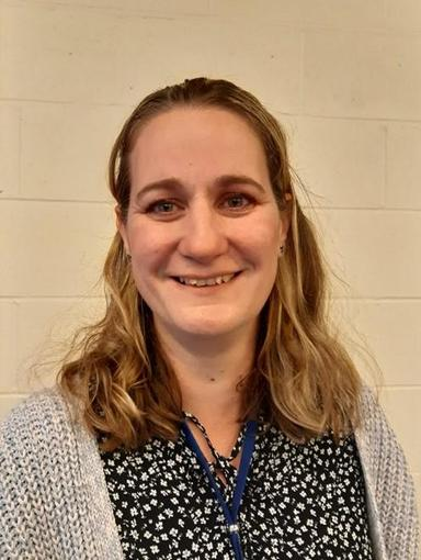 Mrs E. Hickman (EYFS TA Apprentice)