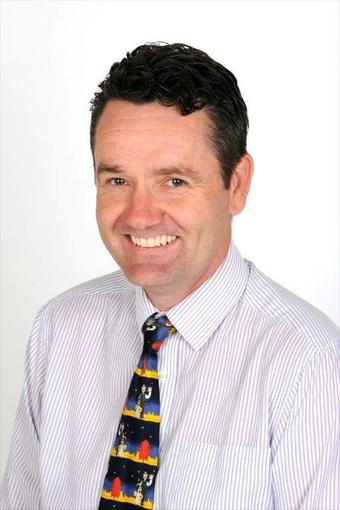 Mr Hygate (Deputy Head and Year 5/6 Teacher)