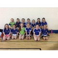 Galbally netball team