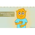 Tummy & Chest breathing