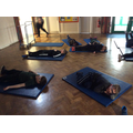 PE & Mindfulness - Cool down session relaxation