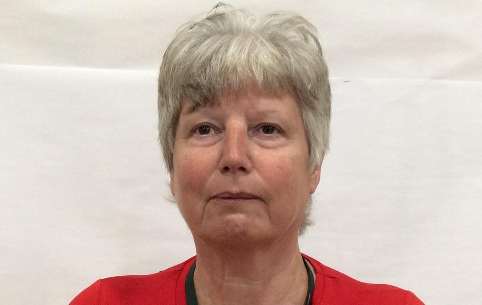 Mrs D Robinson - Teaching Assistant
