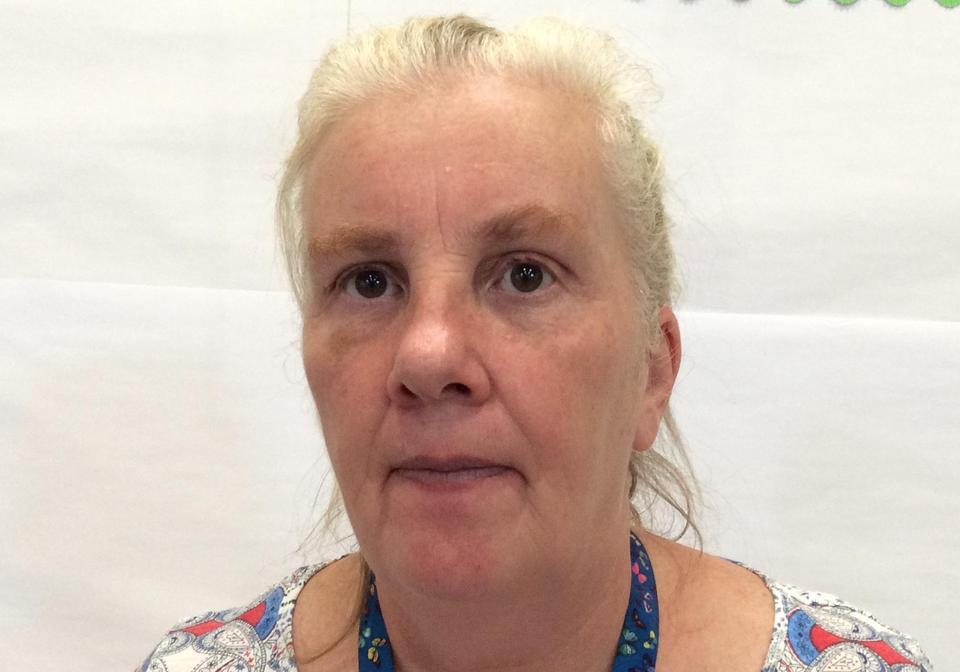 Mrs M Hurst - Midday Supervisor