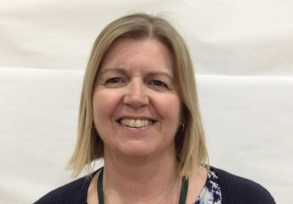 Mrs J Bointon - F1 Teacher