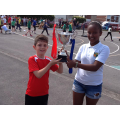 Junior Sports won by Red House, St. David