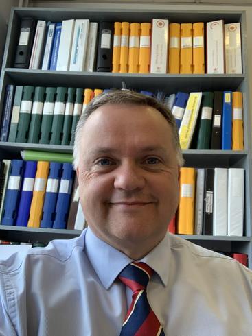 Mr Peter Knight Headteacher
