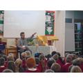 Jake Evans - storyteller