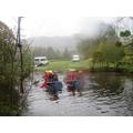 Saling the Rafts