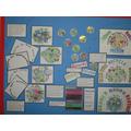 Various skills were used & displayed.