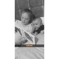 Daisy reading a bedtime story