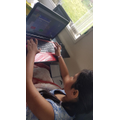 Aishah keeping her speed up