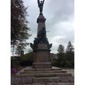 Oswaldtwistle War Memorial