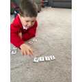 Building words using the new 'f' sound