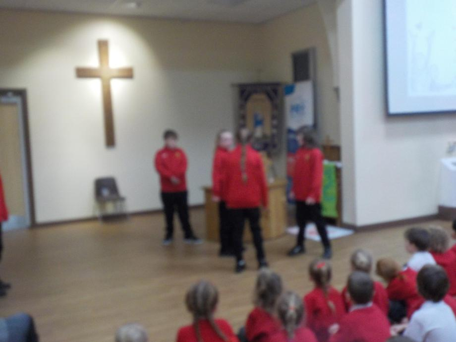 Role Play by Year 5