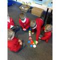 Creating pictures with shape