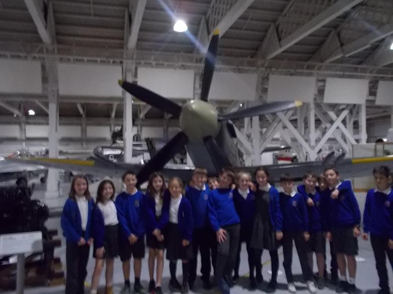 Year 6 at RAF Hendon