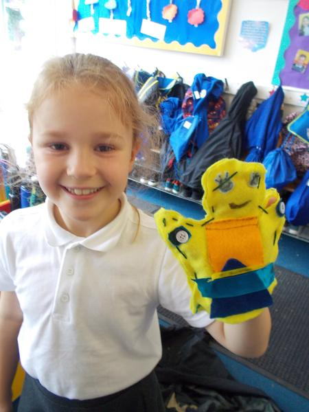 Textiles in Key Stage 1