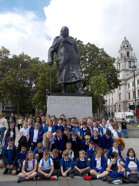 Year 5&6 Houses of Parliament Visit