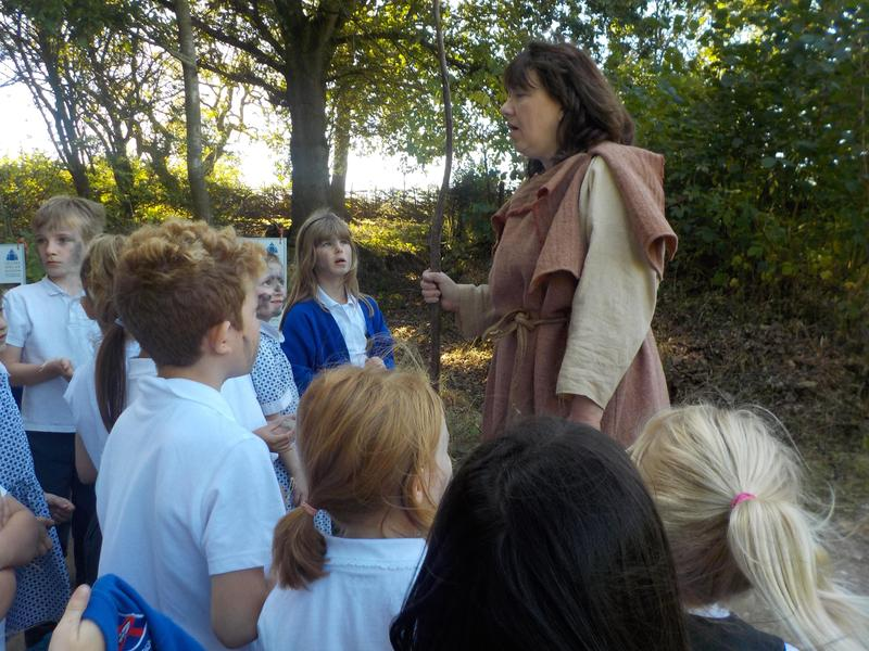 Year 3 at the Chiltern Open Air Museum