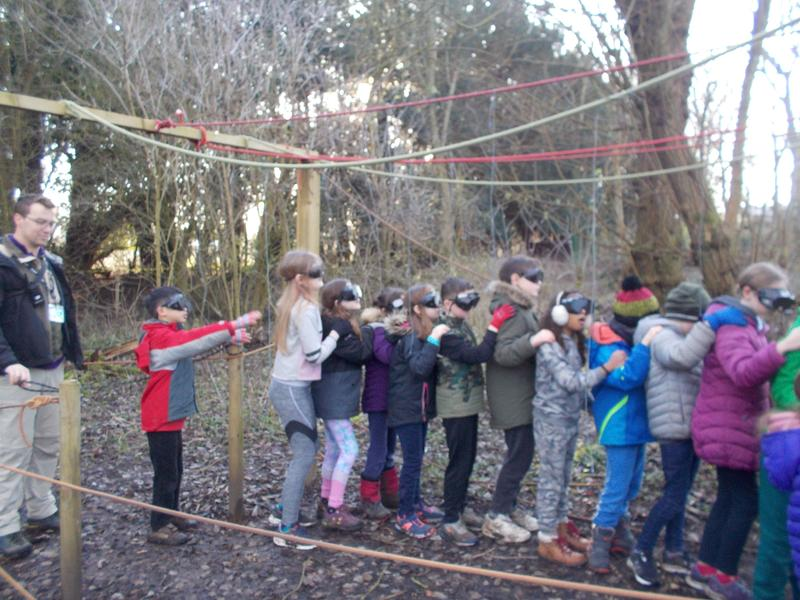 Year 5 Residential Trip