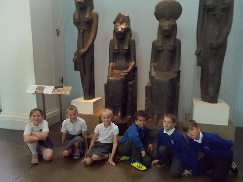 Year 4 at the British Museum
