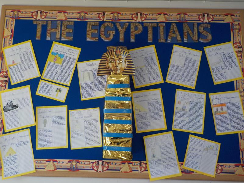 Year 4 Ancient Egyptians