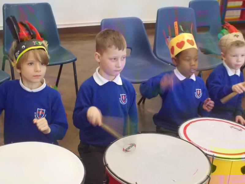 Learning new instruments