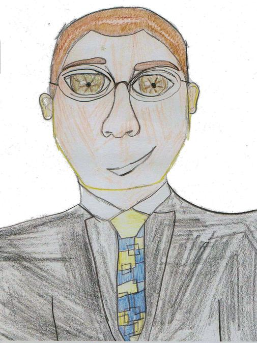 Mr Upton, Headteacher