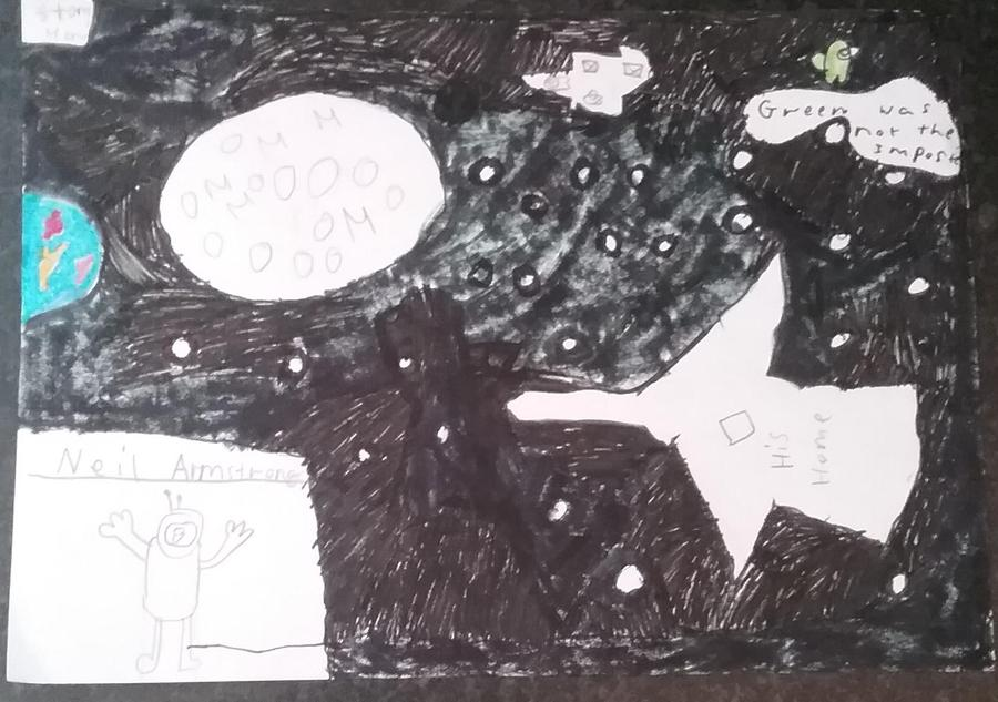 Henli's Man on the Moon picture