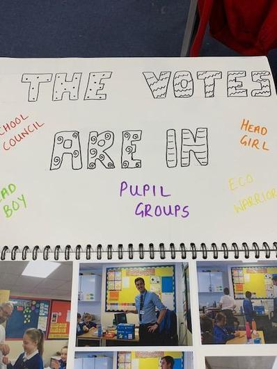 Head Boy and Girl Voting