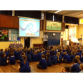 Assembly introducing 'Weird and Wonderful Water'