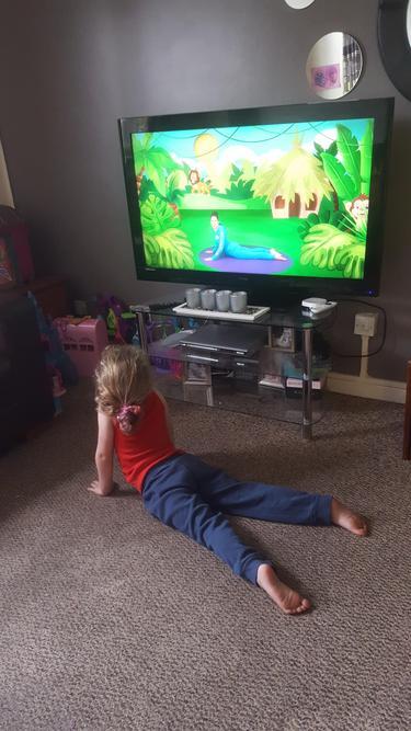 Super yoga!