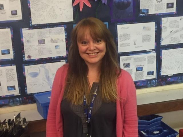 Mrs Bouchier - Class Teacher