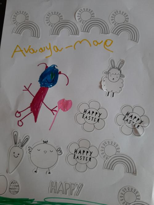 Super Alien, Avaya-Mae!