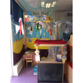 You will have lots of fun in the Role Play Area