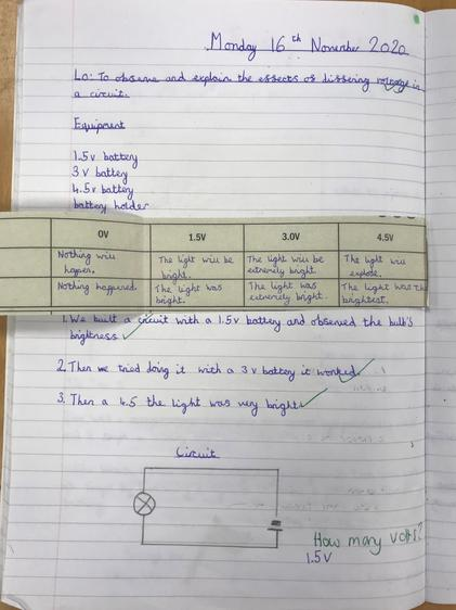 Jacob's excellent science write up and circuit diagram.