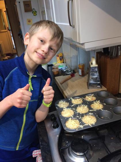 Sammy's Breakfast Muffins