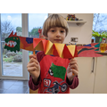 Johnny's Chinese dragon