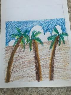 Look at this tropical paradise created by Avani.